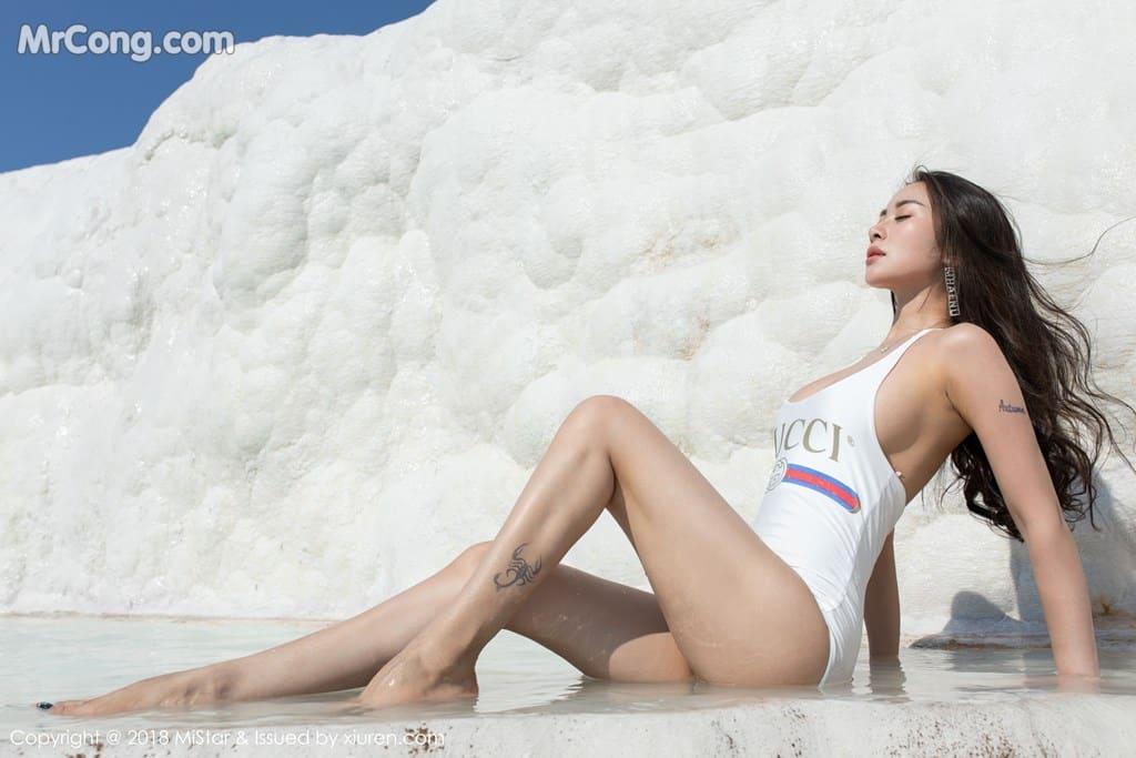 MiStar Vol.241: Người mẫu Trung Quốc chân dài Mu Fei Fei (38 ảnh)
