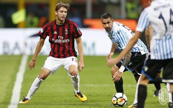 Spal 2013 vs AC Milan