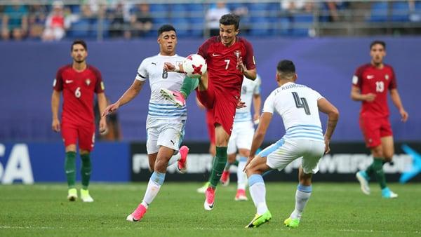 U20 Bo Dao Nha vs U20 Argentina