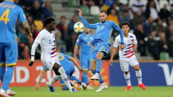 U20 My vs U20 Qatar