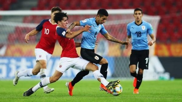 U20 New Zealand vs U20 Uruguay