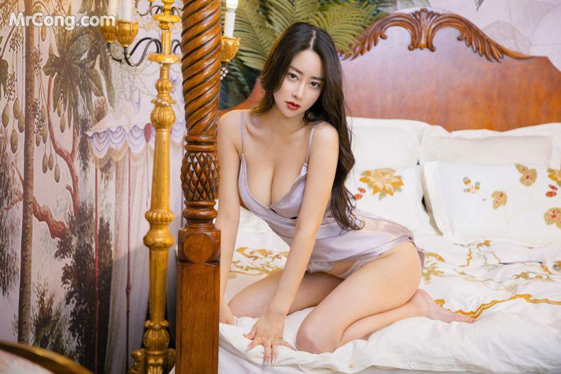 UGIRLS U420: Mu Fei Fei - Ảnh gái xinh bán nude nghệ thuật