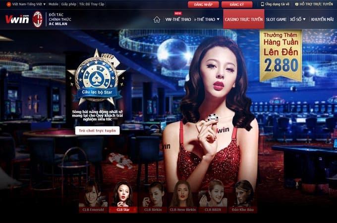 Hoàn trả Casino 0.88% mỗi ngày, rút tiền mau lẹ !