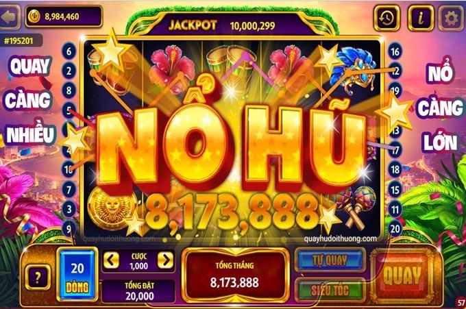 Hoàn trả Slot Game Vwin 1% hàng ngày: Cực dễ lấy !