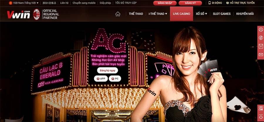 Tiền cược miễn phí trong Thể Thao và Casino
