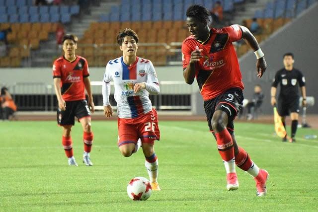 Gyeongnam vs Seoul