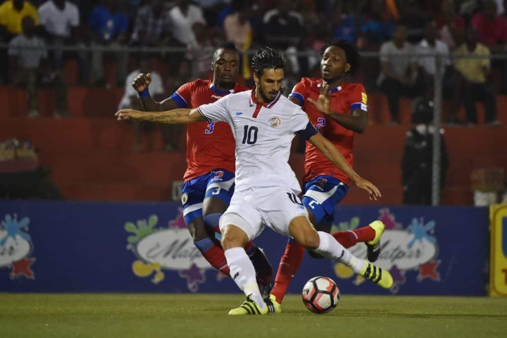 Haiti vs Costa Rica