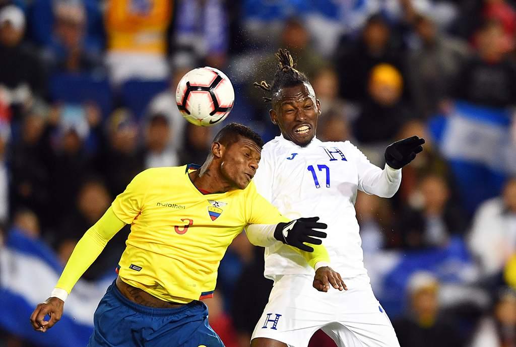 Jamaica vs Honduras