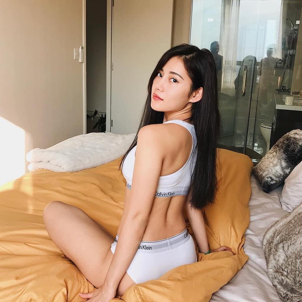 ảnh gói ngon nude, người mẫu nude Việt