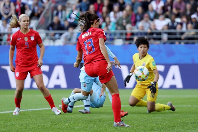 Nu Thai Lan vs Nu Chile