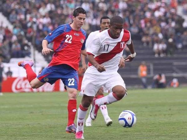 Peru vs Costa Rica