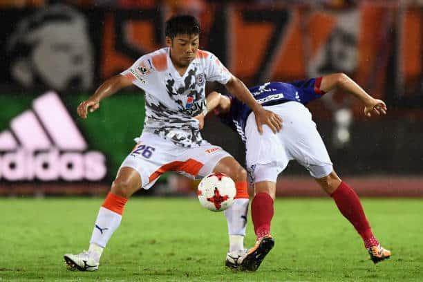 Shimizu S Pulse vs Yokohama F Marinos