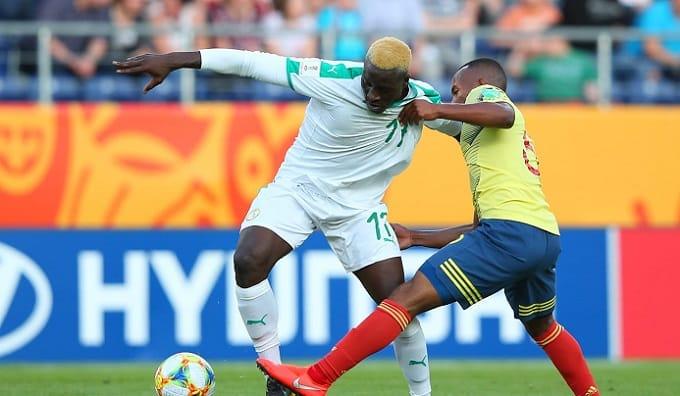 U20 Senegal vs U20 Nigeria