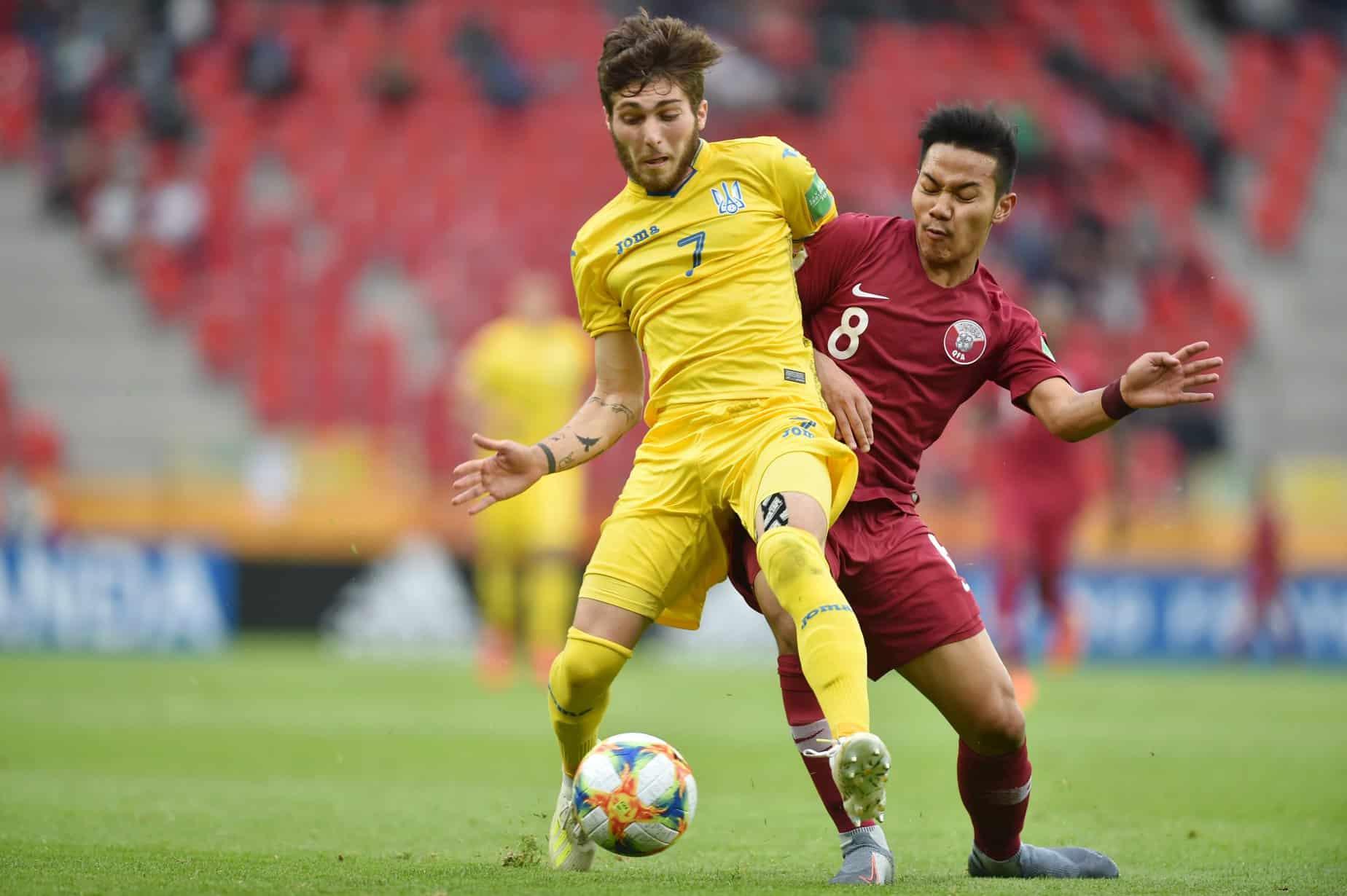 U20 Ukraina vs U20 Panama