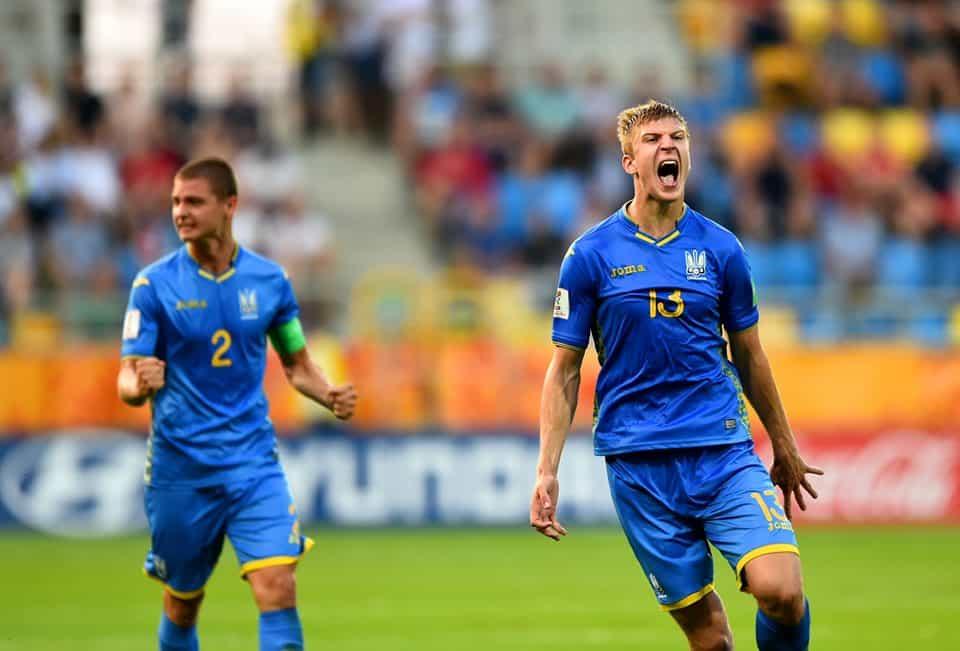 U20 Ukraine vs U20 Han Quoc