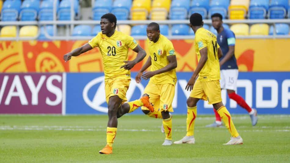 U20 Y vs U20 Mali