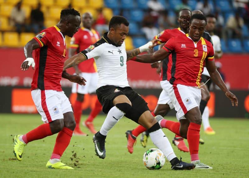 Uganda vs Ai cap