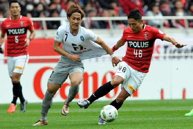 Urawa Red Diamonds vs Sagan Tosu