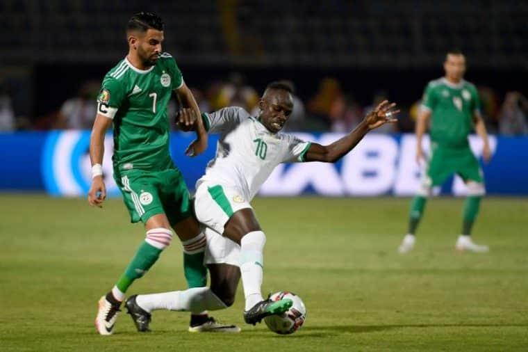 Algeria vs Guinea