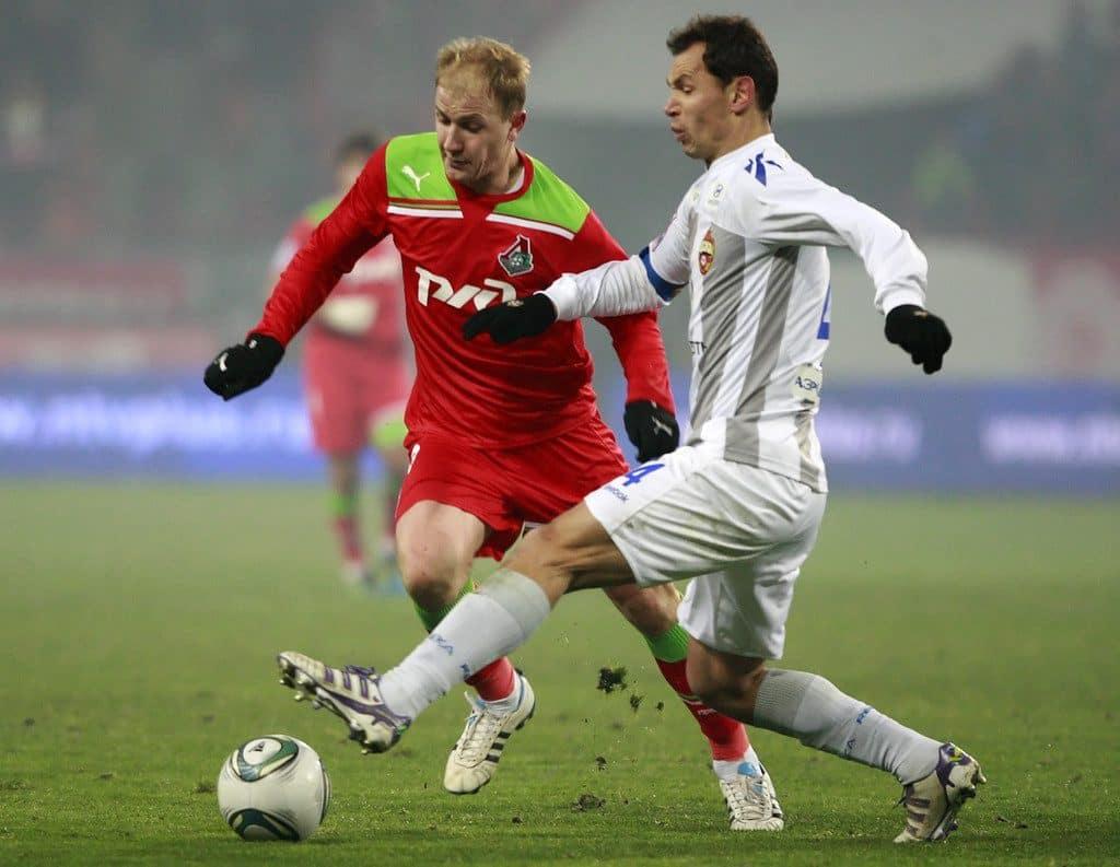 CSKA Moscow vs Lokomotiv Moscow