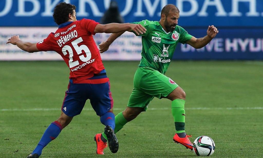 CSKA Moscow vs Rubin Kazan