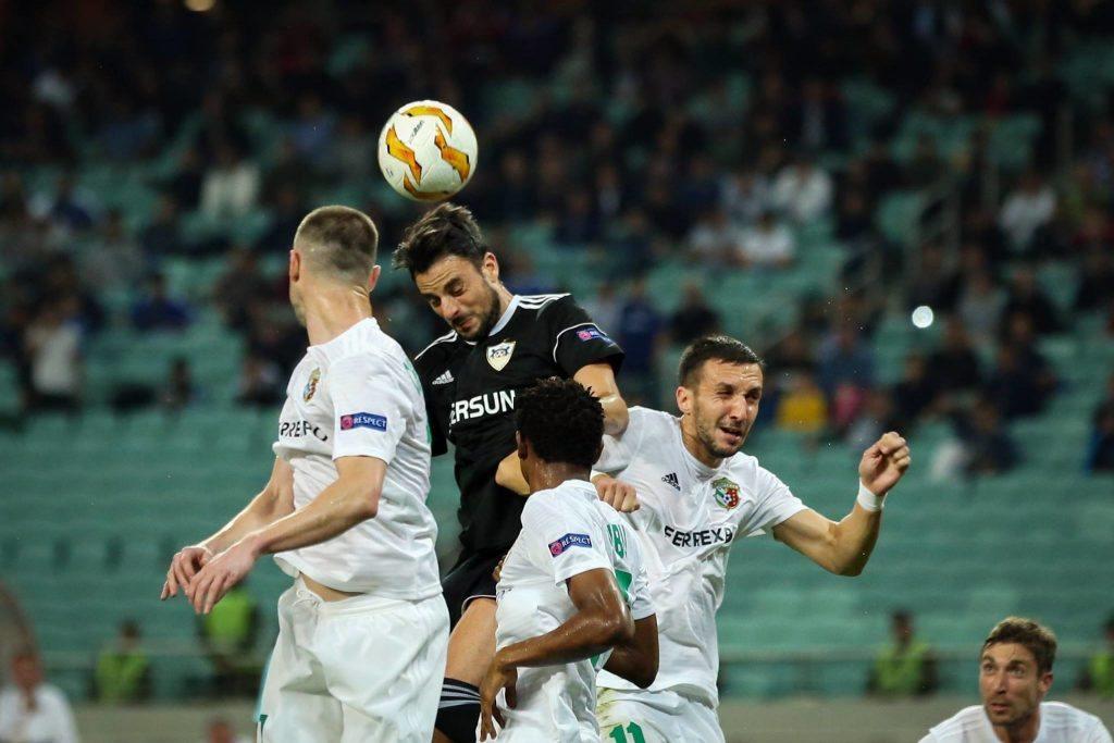 FK Qarabag vs FK Partizani Tirana