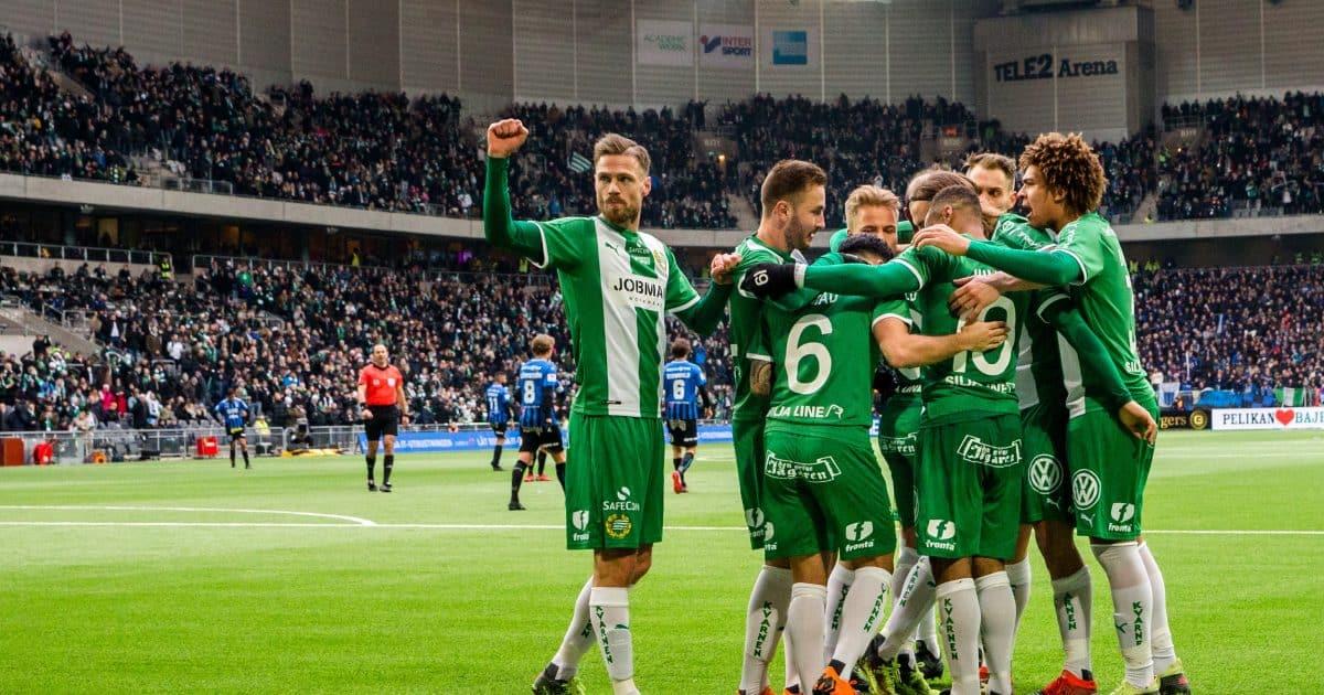 GIF Sundsvall vs Hammarby IF