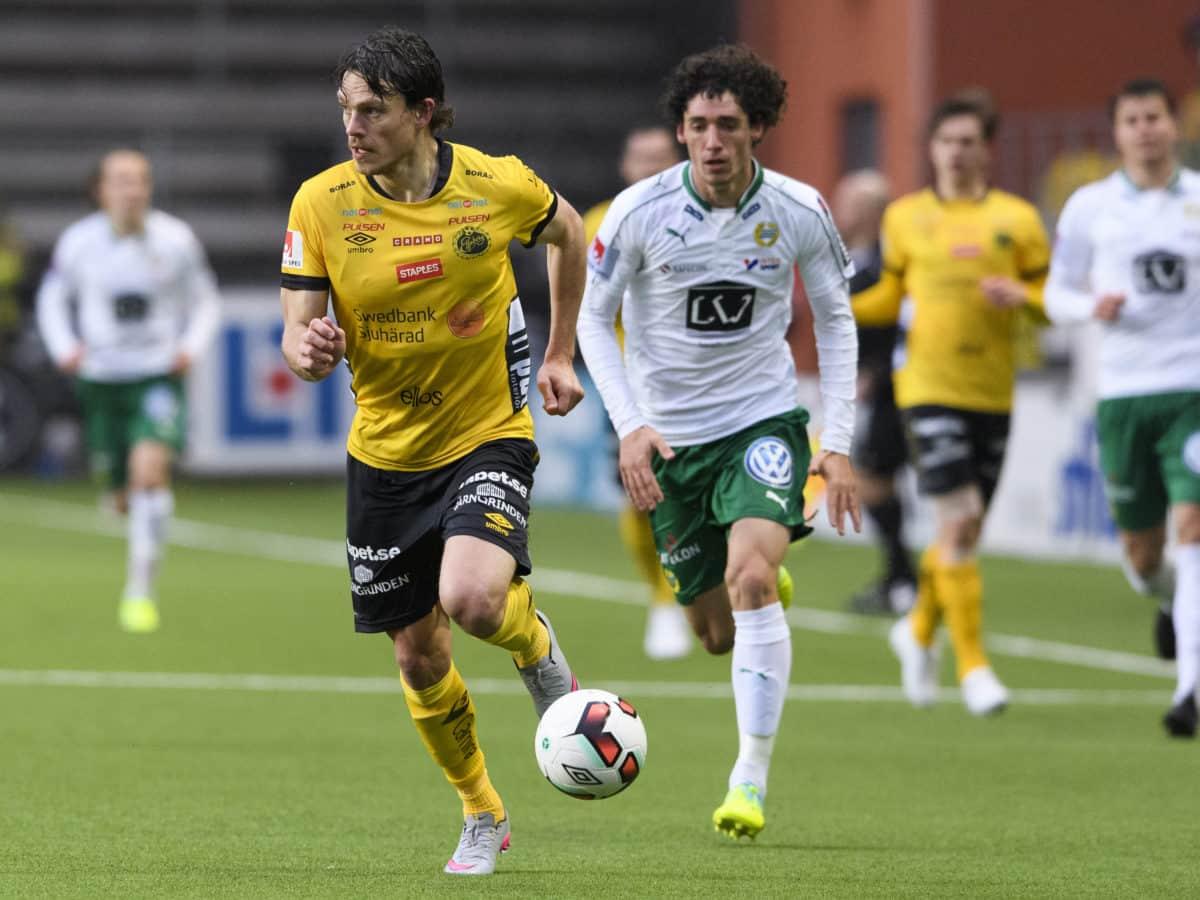 Hammarby IF vs IF Elfsborg