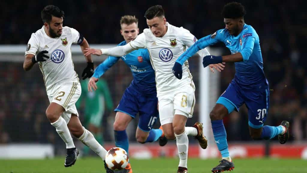 IK Sirius FK vs Ostersunds FK