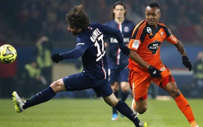 Lorient vs Paris