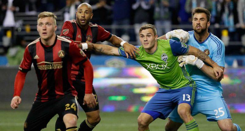 Seattle Sounders vs Atlanta United