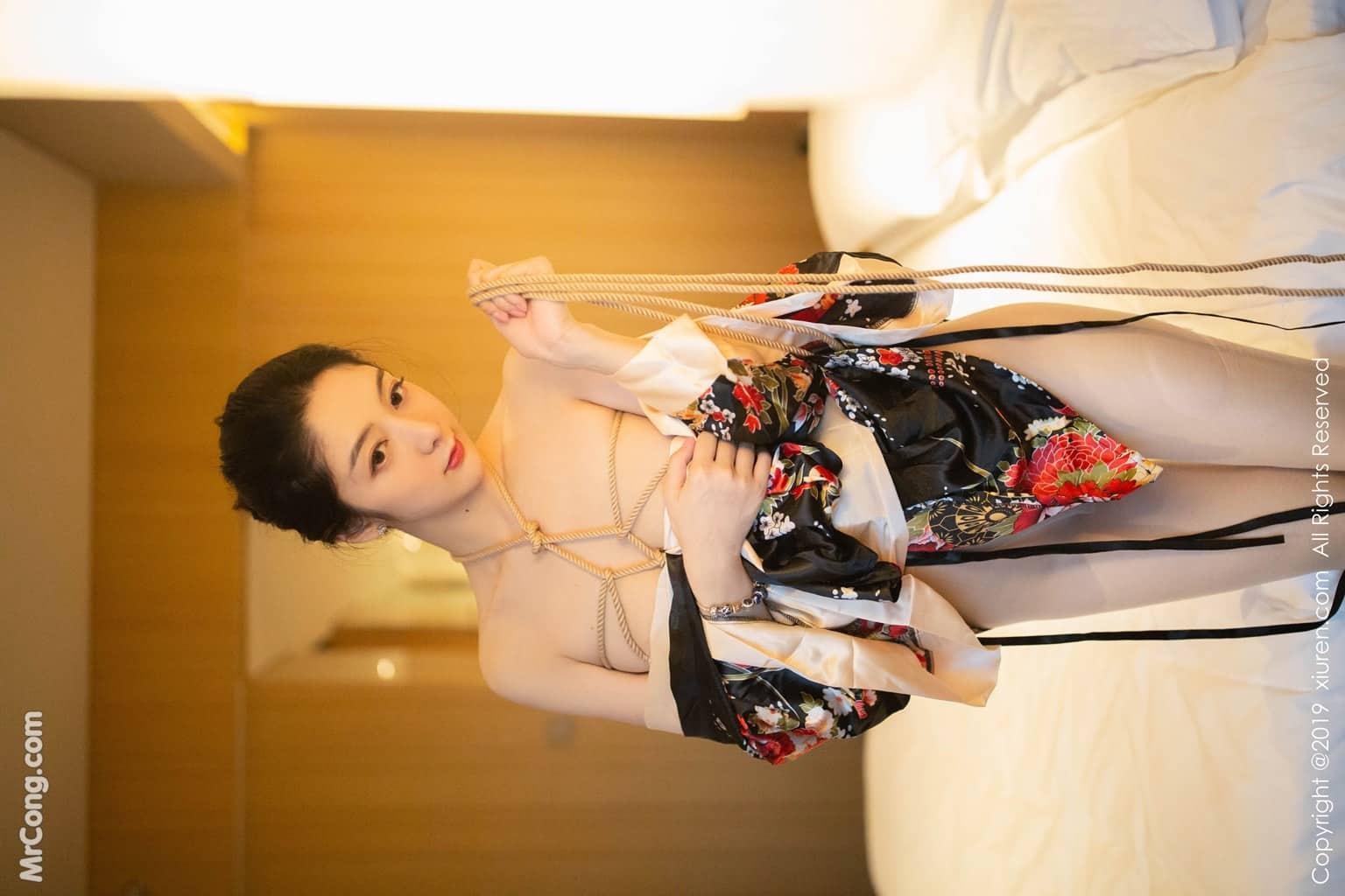 XIUREN-No.1444-Xiao-Reba-Angela-MrCong.com-006