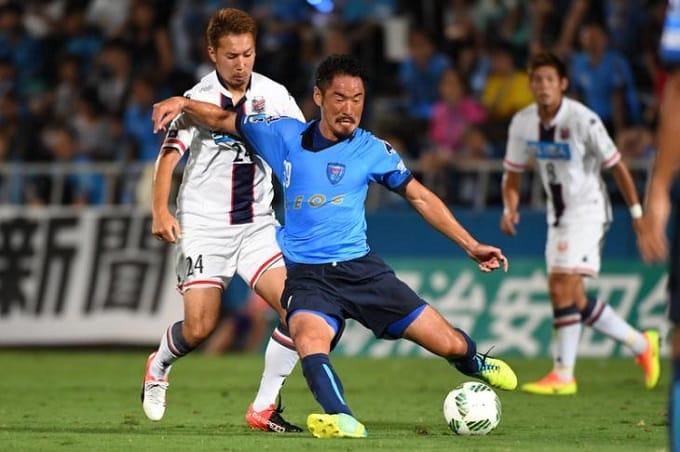 Yokohama vs Renofa Yamaguchi