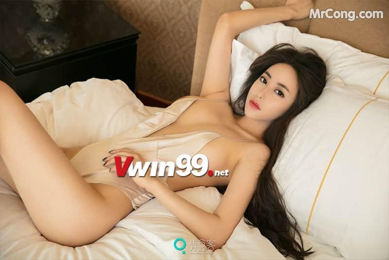 Mrcong - Mu Fei Fei: Ảnh nứng gái xinh thèm đụ là đây chứ đâu