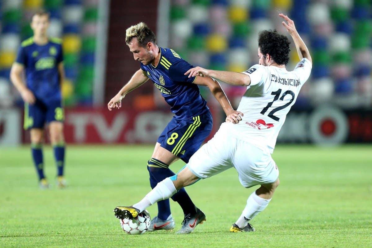 Dinamo Zagreb vs Rosenborg