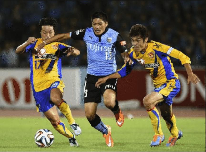 Kawasaki Frontale vs Nagoya Grampus