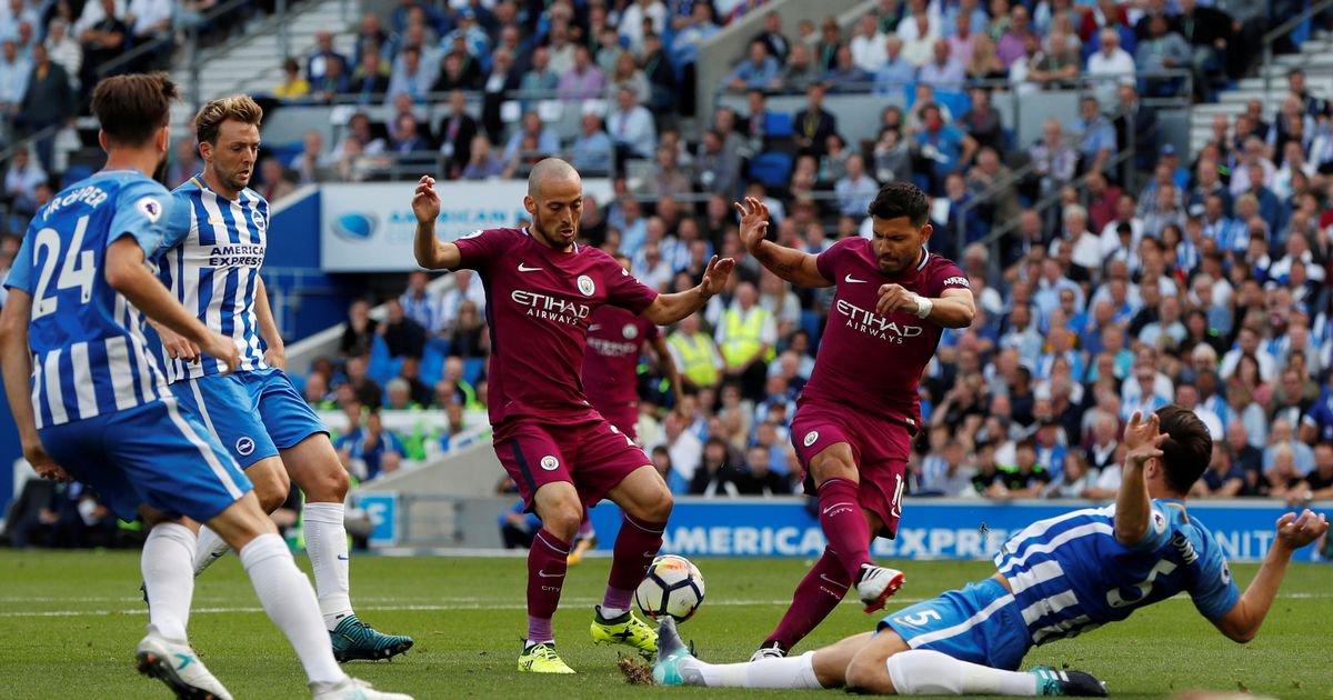 Man City vs Brighton & Hove Albion