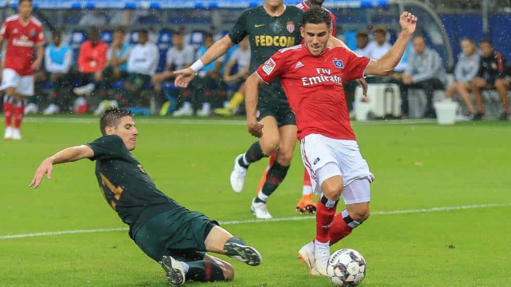 Nurnberg vs Hamburger SV