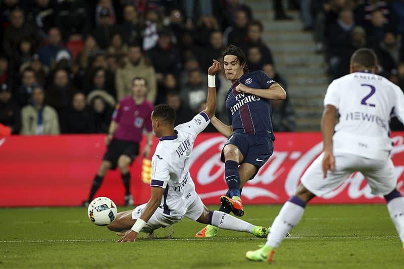 PSG vs Toulouse