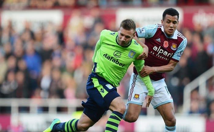 Aston Villa vs West Ham