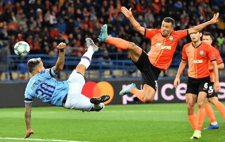 Atalanta vs Donetsk