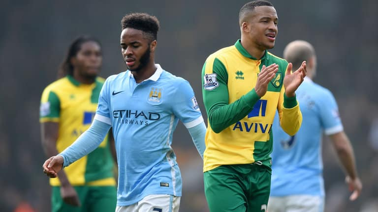 Norwich City vs Man City
