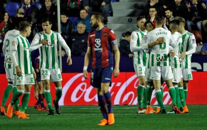 Real Betis vs Levante