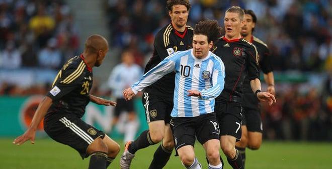 Duc vs Argentina