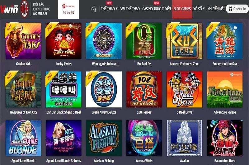 slot game Vwin