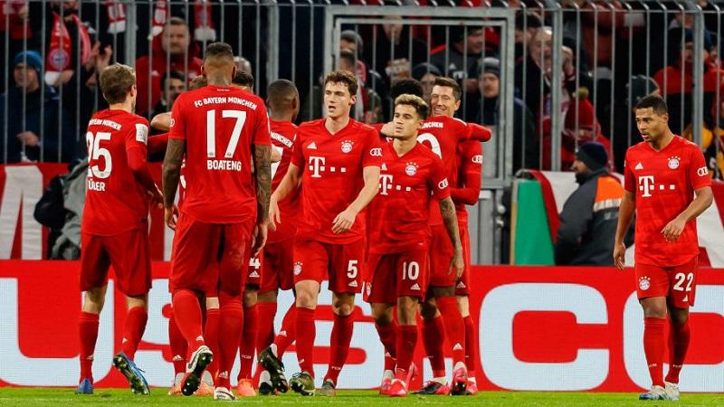 Soi kèo bóng đá VWIN Bayern Munich