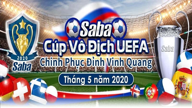 nhà cái vwin the thao ao Saba UEFA Champions Cup
