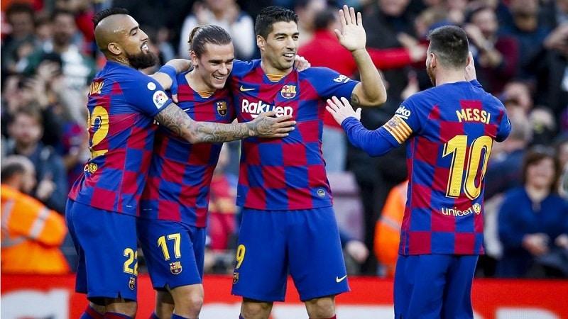Nhận định kèo VWIN Barcelona