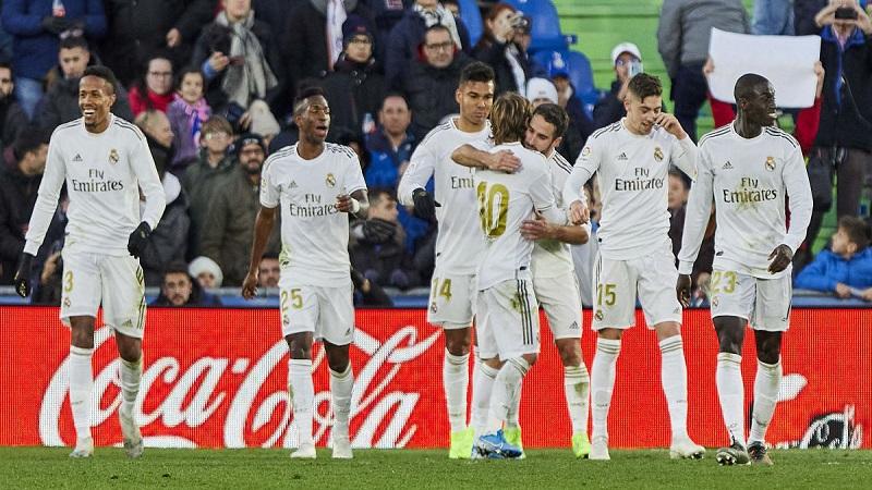 Nhận định kèo VWIN Real Madrid