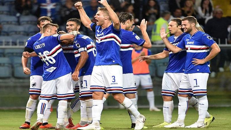 Nhận định kèo VWIN Sampdoria